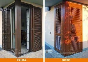 Installazione Infissi legno alluminio Milano