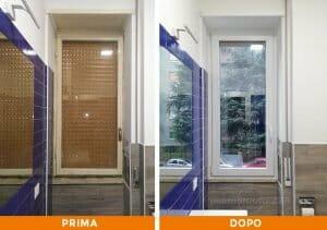 Installazione Infissi pvc e tapparelle a Milano