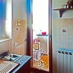 portafinestra-legno-alluminio-cucina