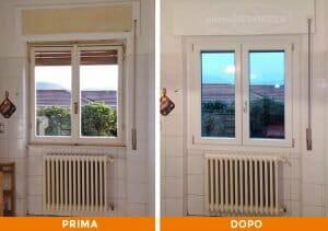Installazione Finestre PVC e Tapparelle a Como