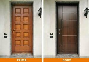 Installazione Porta blindata a Monza Brianza