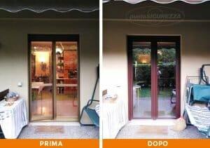 Installazione finestre PVC e cassonetti a Monza