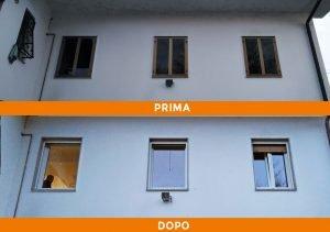 Installazione Serramenti PVC-alluminio Monza