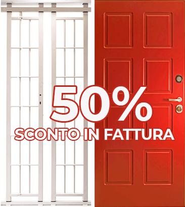 sconto-in-fattura-inferriate-porte-blindate-50%