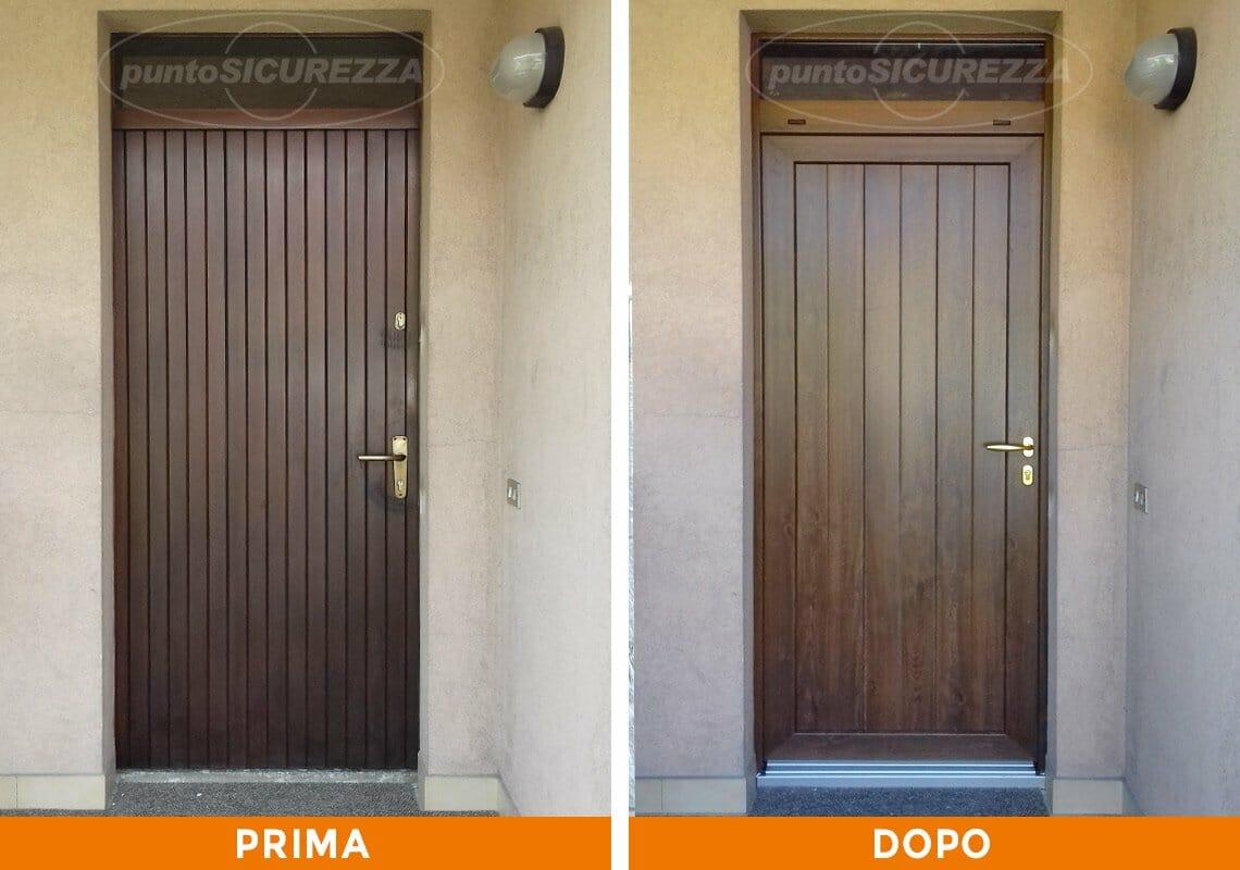 Installazione Portoncino PVC e Infissi a Monza