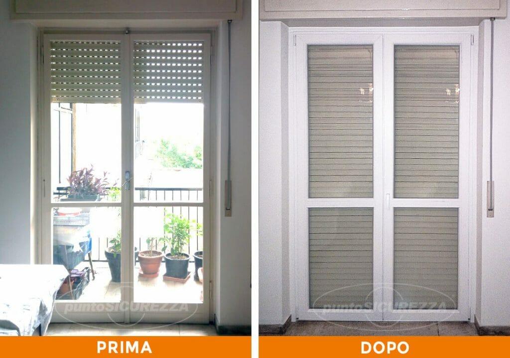 Punto Sicurezza Casa - Installazione Infissi pvc e cassonetti a Monza