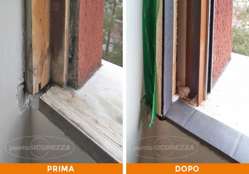 Punto Sicurezza Casa - Installazione Infissi e Cassonetti a Monza