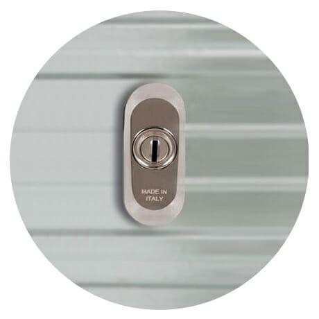 Punto Sicurezza Casa - rosetta di sicurezza